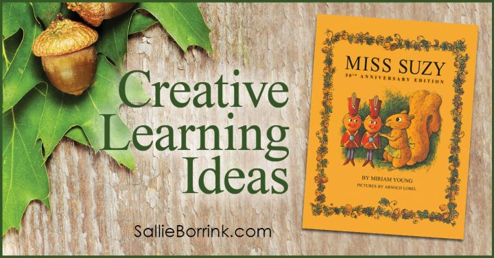 Creative Learning Ideas for Miss Suzy 2