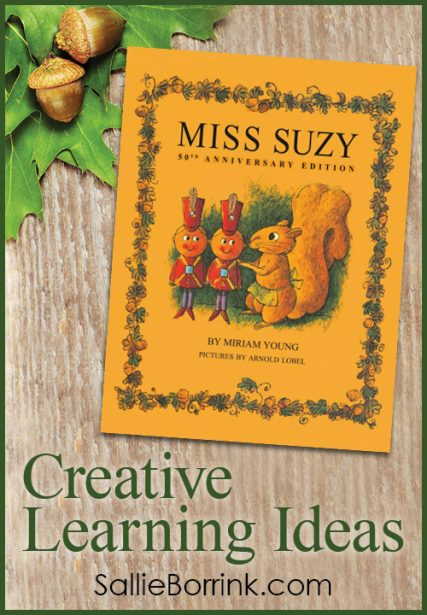 Creative Learning Ideas for Miss Suzy