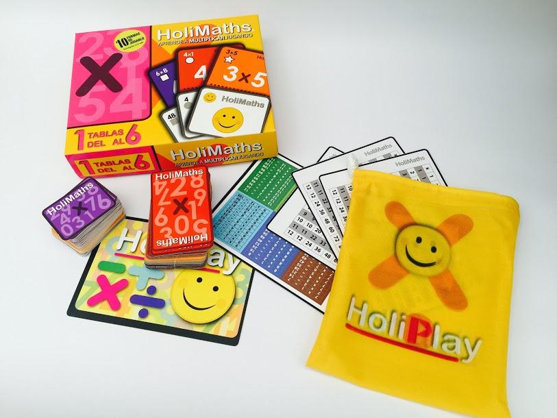 HoliMaths X Game