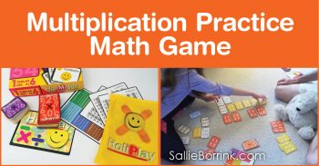Multiplication Practice Math Game 2