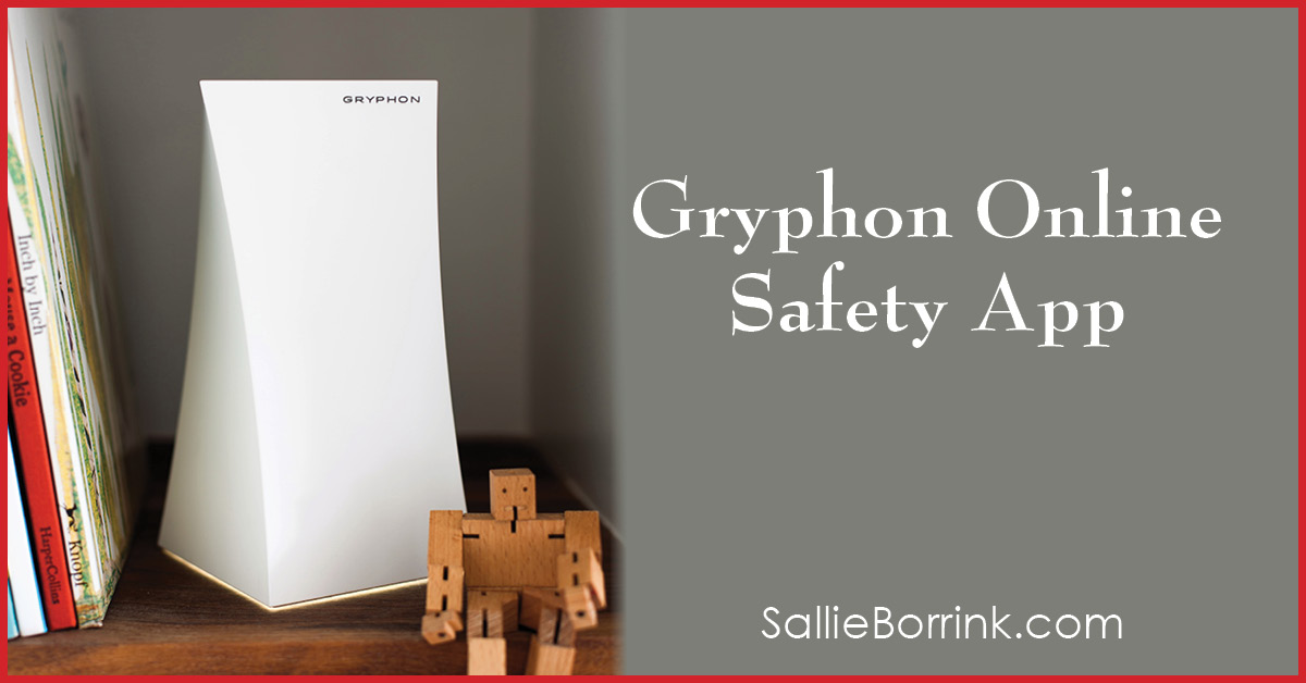 Gryphon Online Safety App 2