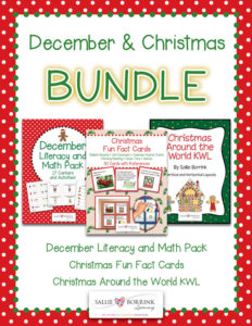 December and Christmas BUNDLE