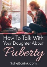 How To Talk With Your Daughter About Puberty