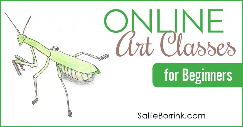 Online Art Classes for Beginners