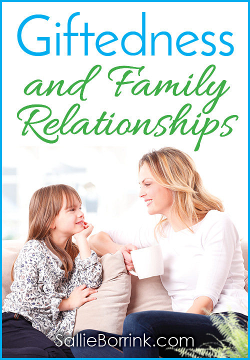 Giftedness and Family Relationships