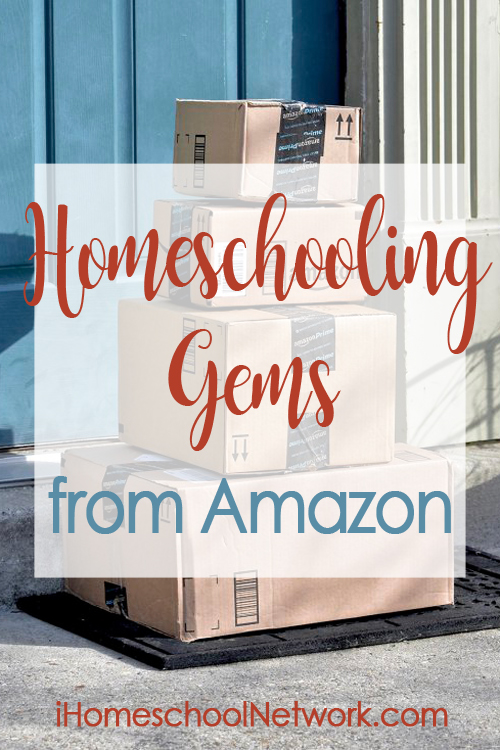 Homeschooling Products from Amazon Linkup