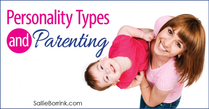 Personality Types and Parenting 2