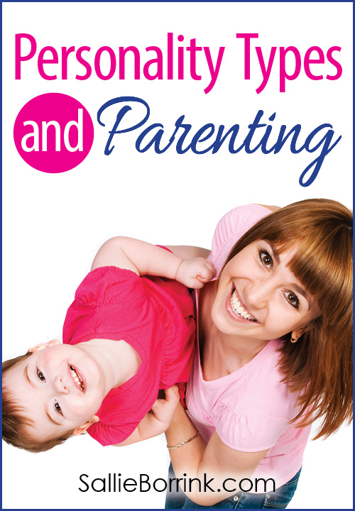 Personality Types and Parenting