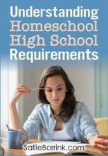 Understanding Homeschool High School Requirements