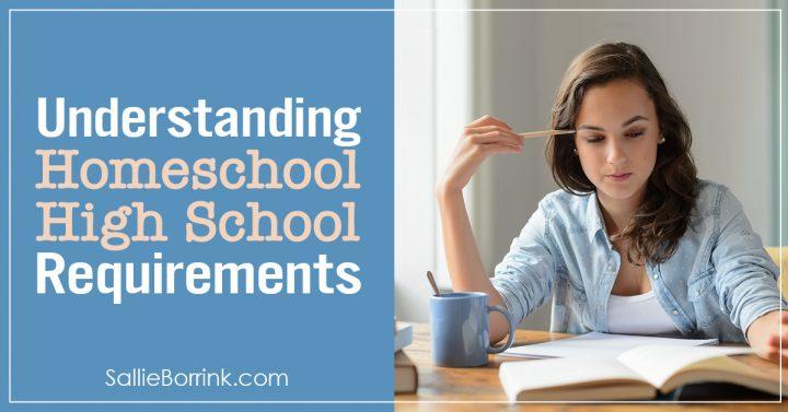 Understanding Homeschool High School Requirements 2