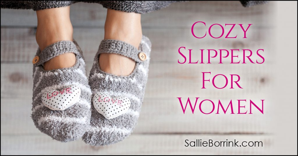 Cozy Slippers for Women 2