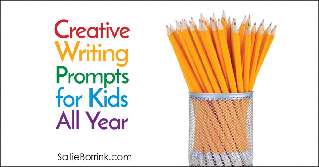 Creative Writing Prompts for Kids All Year 2