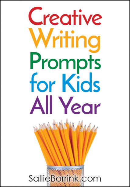 Creative Writing Prompts for Kids All Year