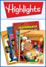 Highlights Math Mania