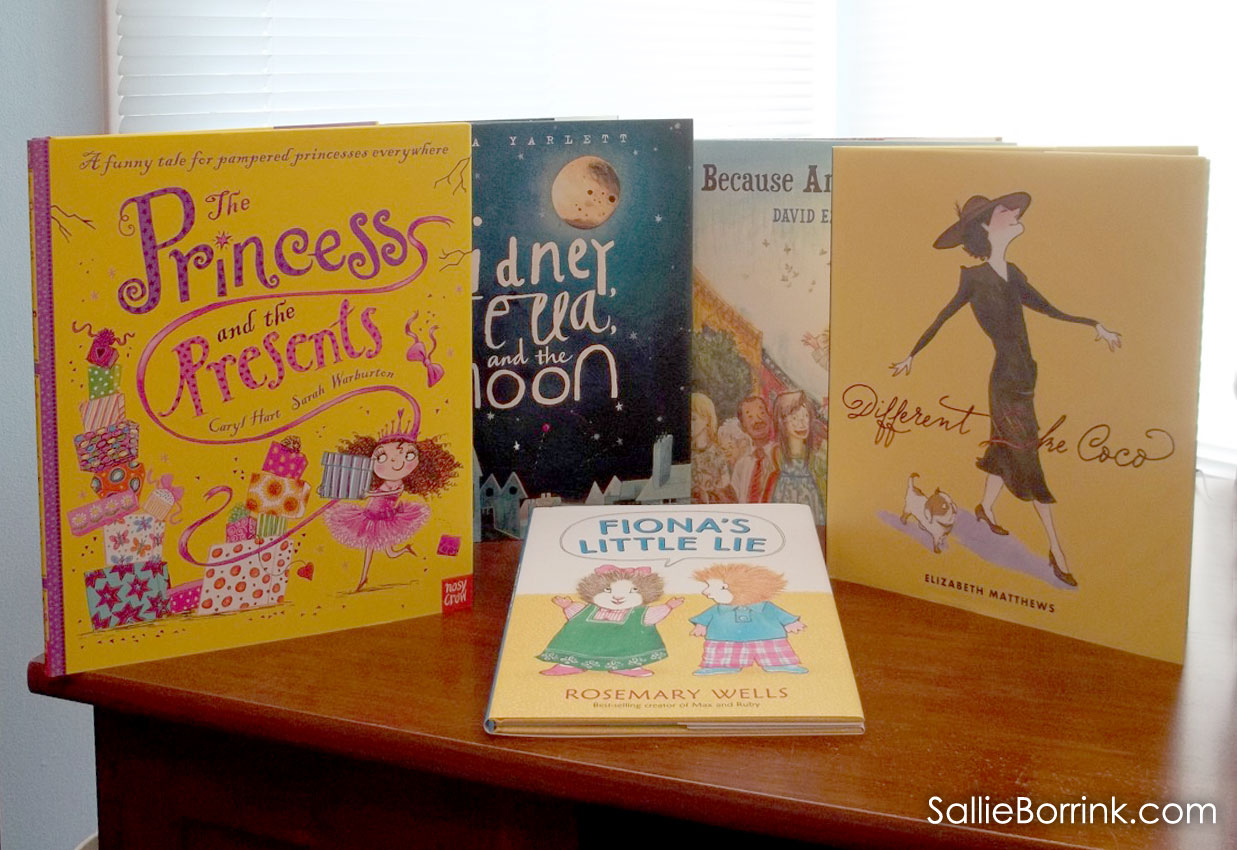 Picture Books About Character for Girls Group