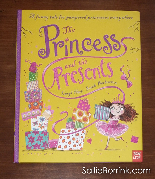 Princess and the Presents cover