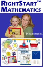 RightStart Homeschool Math
