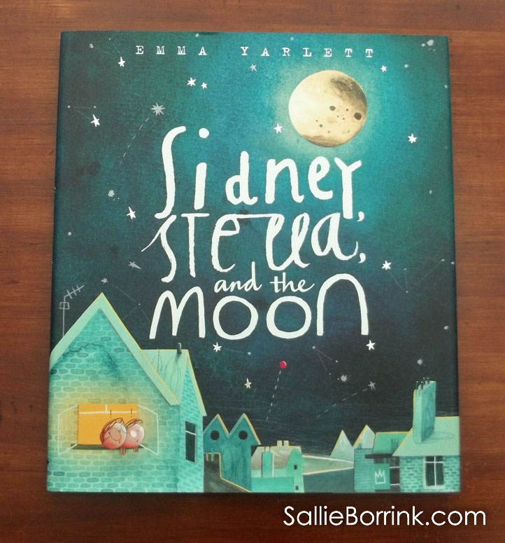 Sidney, Stella, and the Moon cover