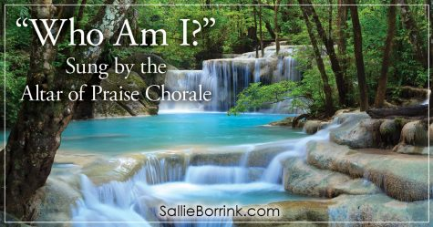 Who Am I Sung by the Altar of Praise Chorale 2
