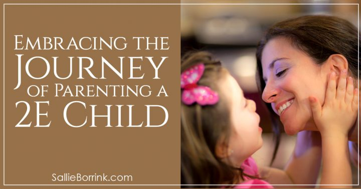 Embracing the Journey of Parenting a 2e Child 2