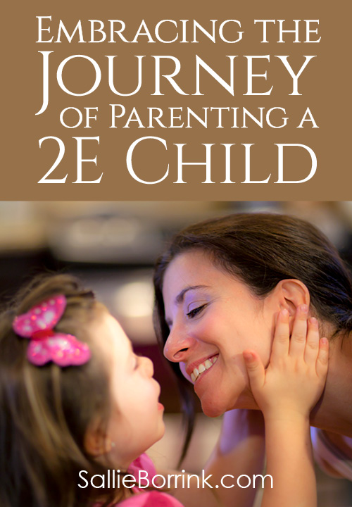 Embracing the Journey of Parenting a 2e Child