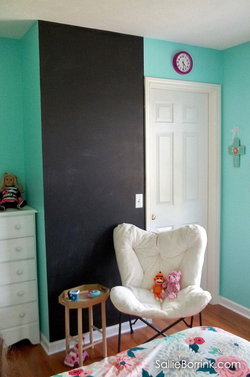 Tween Girl Butterfly Chair