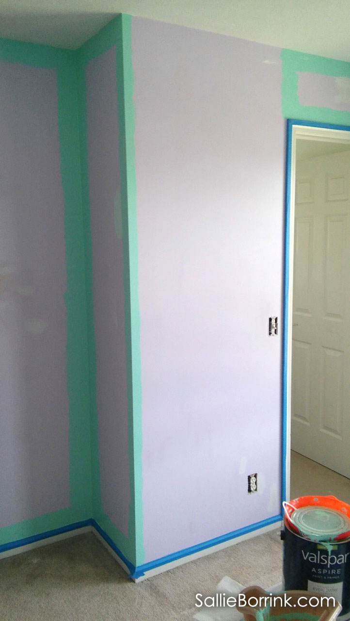 Painting a Tween Girl's Room