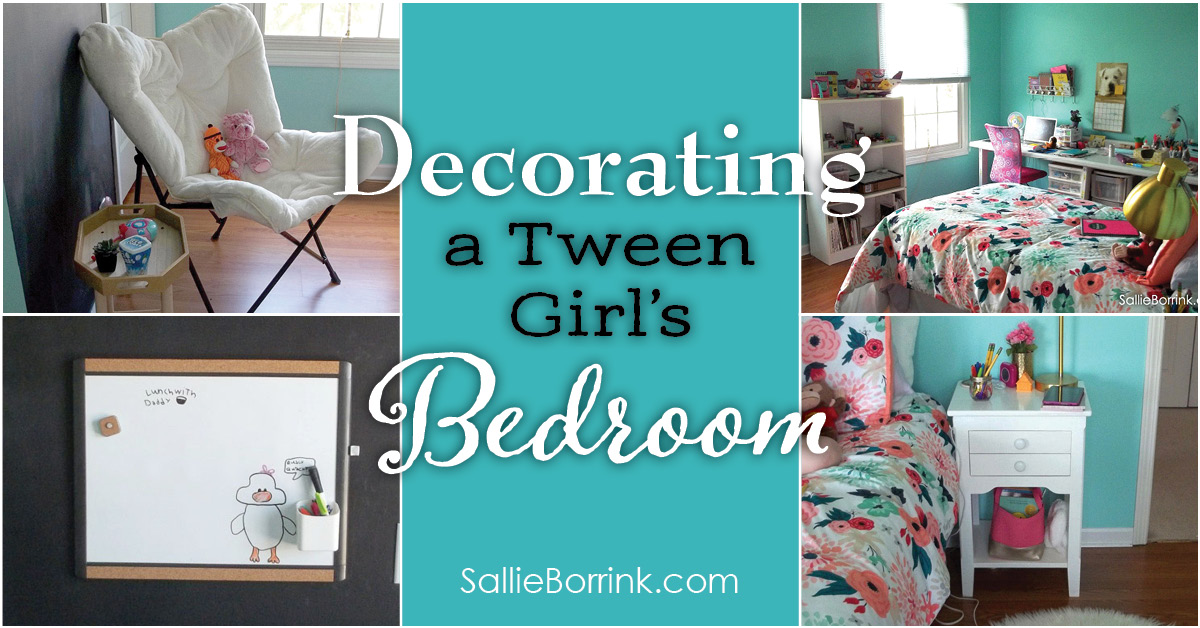 Decorating a Tween Girl's Bedroom 2