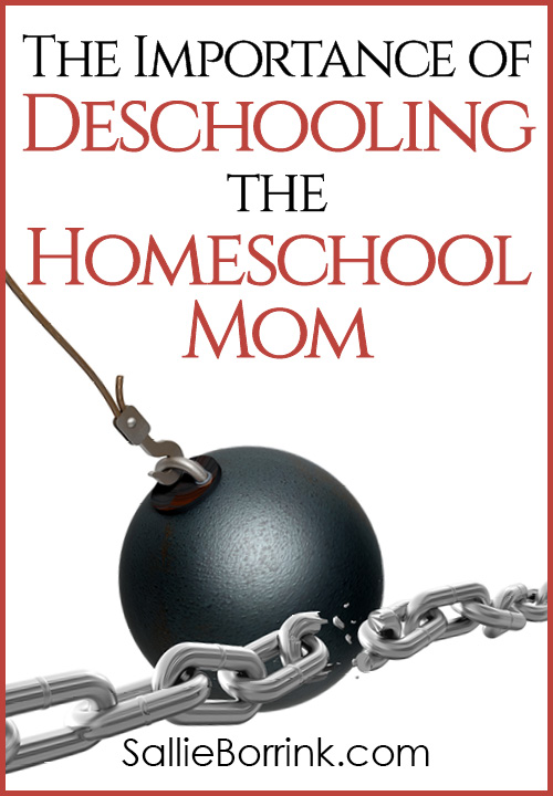 The Importance of Deschooling The Homeschool Mom