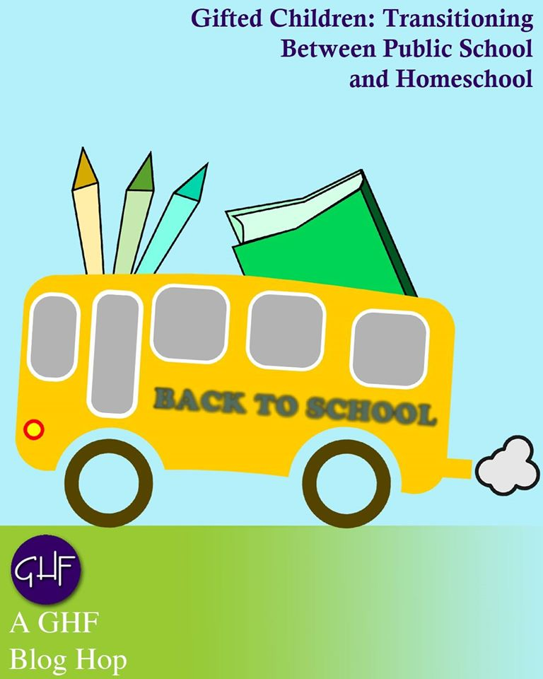 Transitioning between public school and homeschool