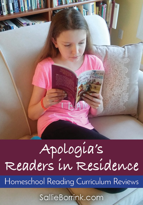 Homeschool Reading Curriculum Reviews – Apologia's Readers in Residence