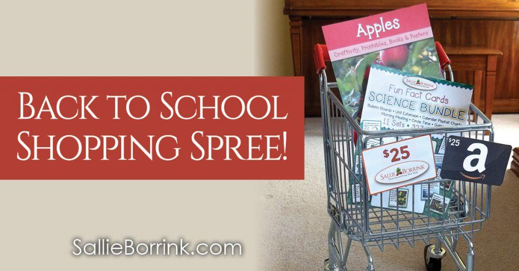 Back to School Shopping Spree 17 2