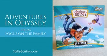 Adventures in Odyssey from Focus on the Family 2