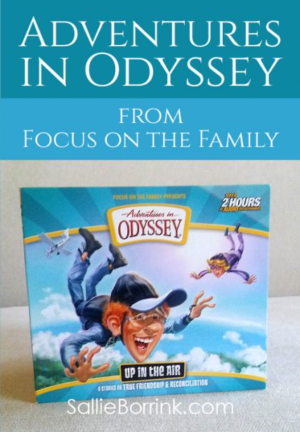 Adventures in Odyssey from Focus on the Family