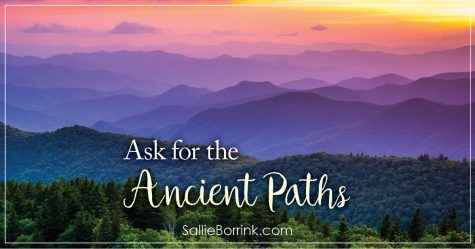 Ask for the Ancient Paths 2