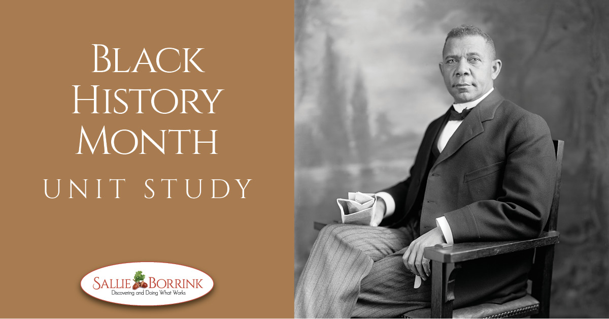 Black History Month Unit Study 2