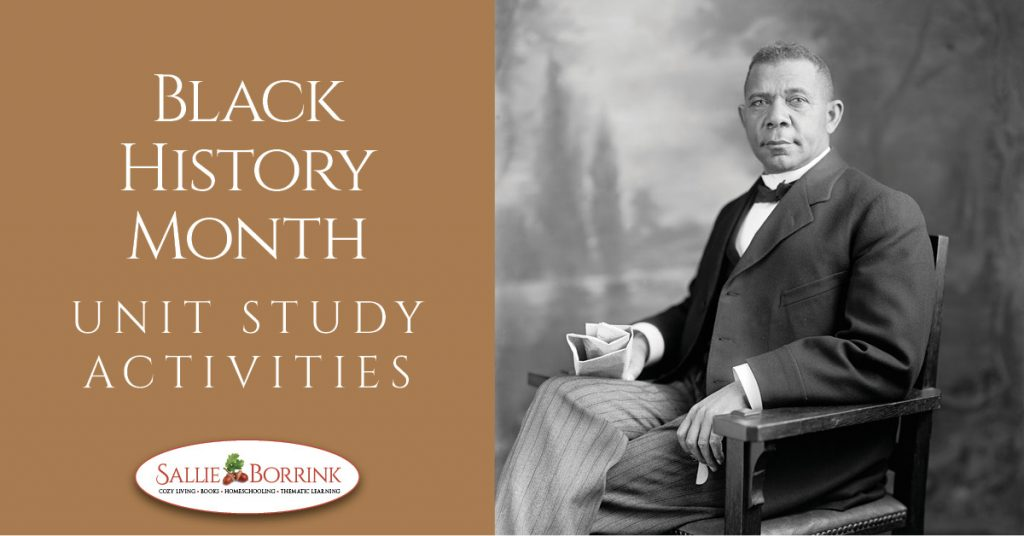 Black History Month Unit Study Activities 2