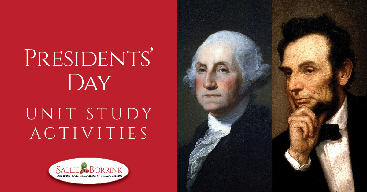 Presidents Day Unit Study Activities 2