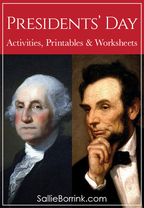 Presidents' Day Unit Study Activities