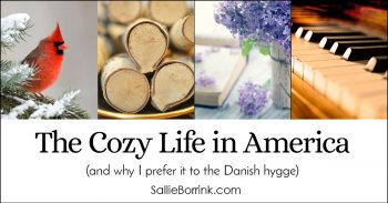 The Cozy Life in America and why I prefer it to the Danish hygge 2