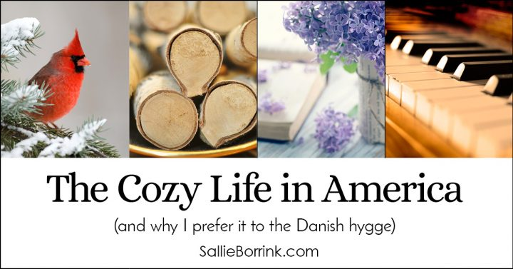 The Cozy Life in America (and why I prefer it to the Danish hygge)