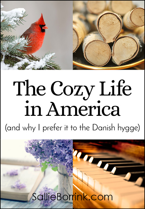 The Cozy Life in America and why I prefer it to the Danish hygge