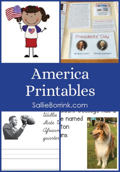 America Printables