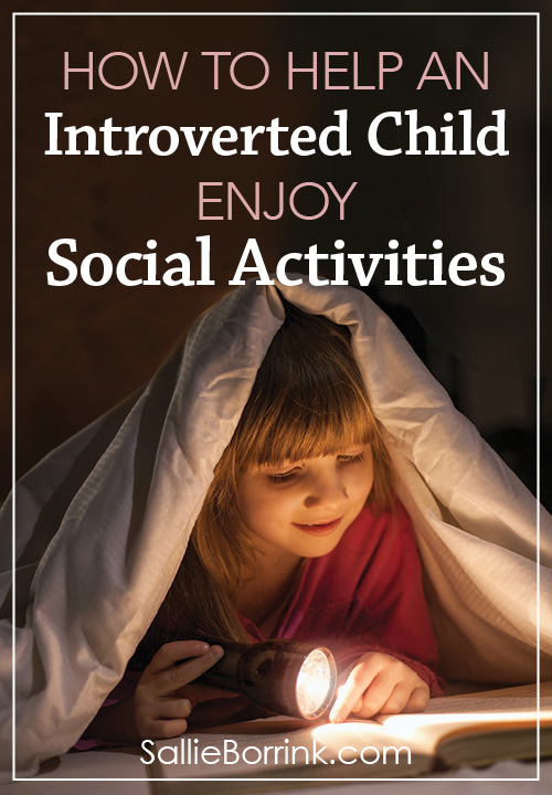 How to Help an Introverted Child Enjoy Social Activities