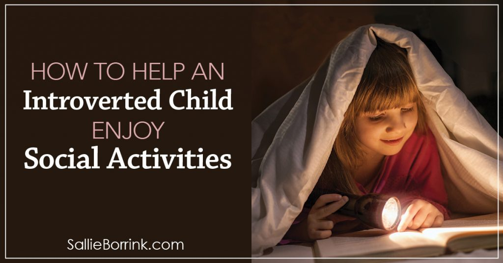 How to Help an Introverted Child Enjoy Social Activities 2