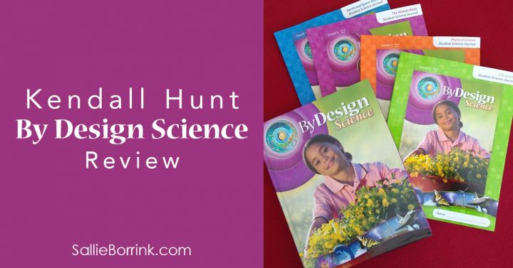 Kendall Hunt Science By Design Review 2