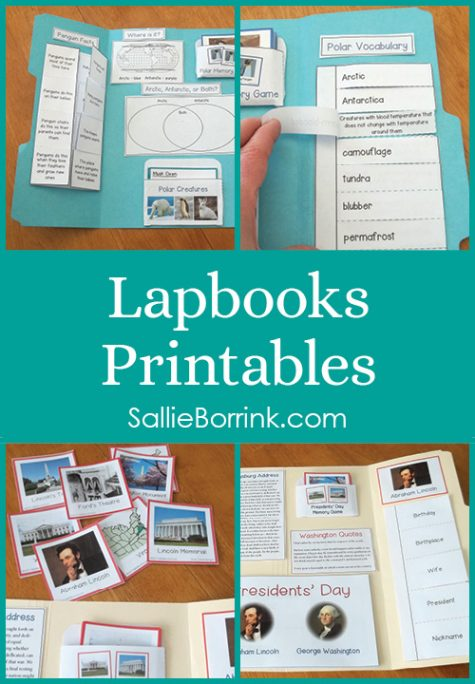 Lapbooks