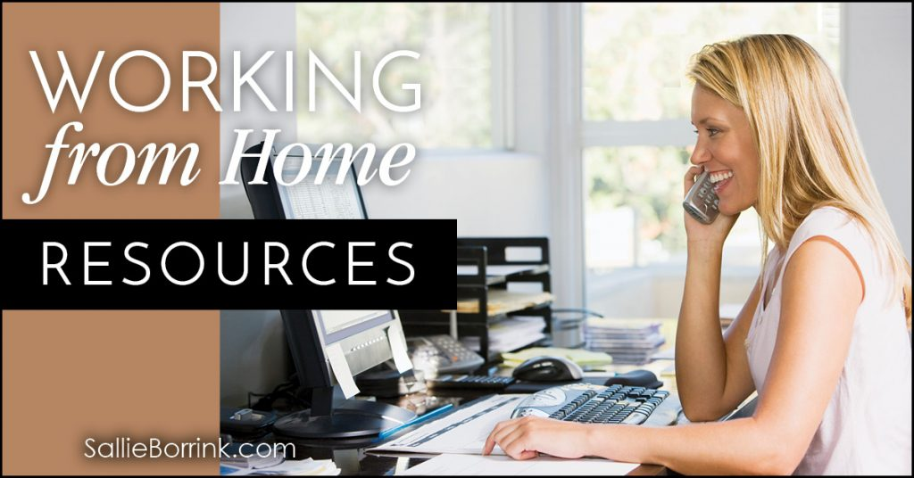 Working from Home Resources 2