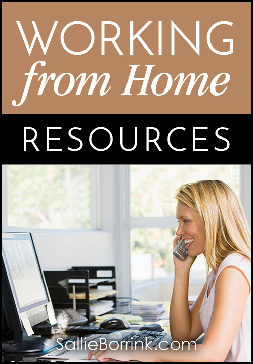 Working from Home Resources