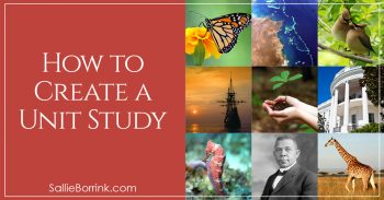 How to Create a Unit Study 2